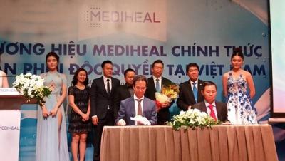 Mediheal chính thức có mặt rộng rãi tại Việt Nam