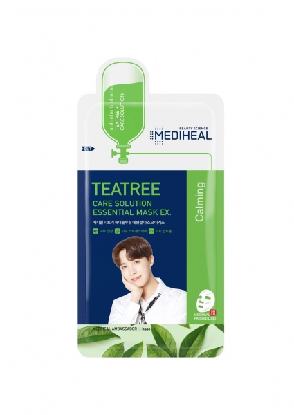 Mặt nạ trà tràm phiên bản BTS (J-hope)