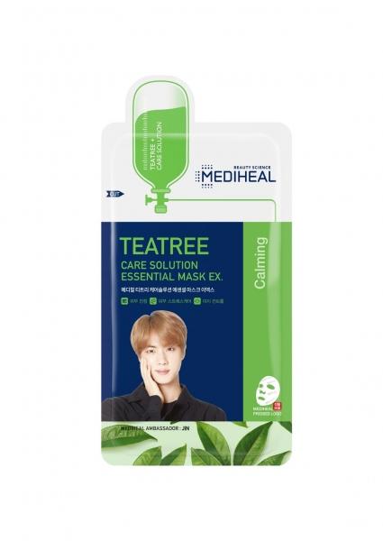 Mặt nạ trà tràm phiên bản BTS (Jin)