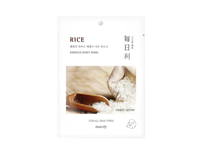 Mặt nạ tinh chất Gạo giúp da tươi sáng mịn màng